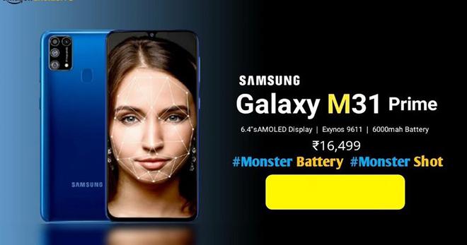 Galaxy M31 Prime Edition trình làng với giá quá ngon - 2