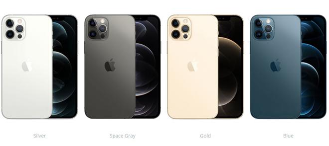 """CHÍNH THỨC: Apple ra mắt iPhone 12 Pro/ iPhone 12 Pro Max """"vô địch thiên hạ"""" - 4"""