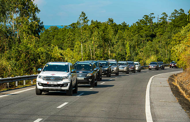 """Doanh số bán ra của Ford Việt Nam tháng 9, Ranger vẫn giữ """"ngôi vương"""" - 1"""