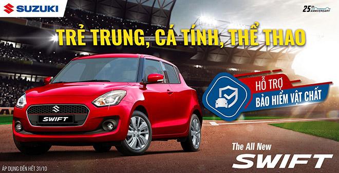 """Doanh số tăng trưởng mạnh, Suzuki tung """"chiêu đãi"""" lớn cho tất cả dòng xe - 5"""