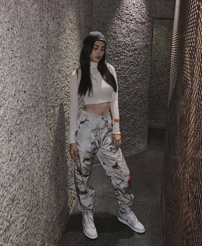 """Nàng hậu xứ Quảng lăng xê mốt """"quần mất tích"""" - 7"""