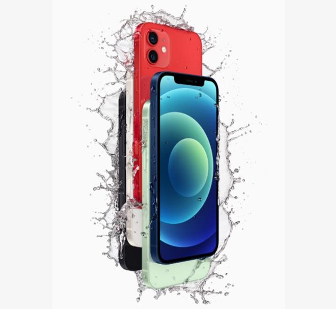 """""""Em út"""" iPhone 12 Mini chính thức trở thành smartphone 5G nhỏ nhất thế giới - 6"""