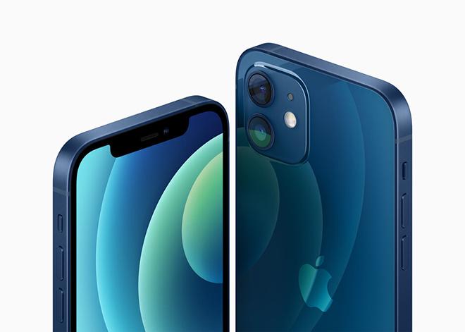 """""""Em út"""" iPhone 12 Mini chính thức trở thành smartphone 5G nhỏ nhất thế giới - 1"""