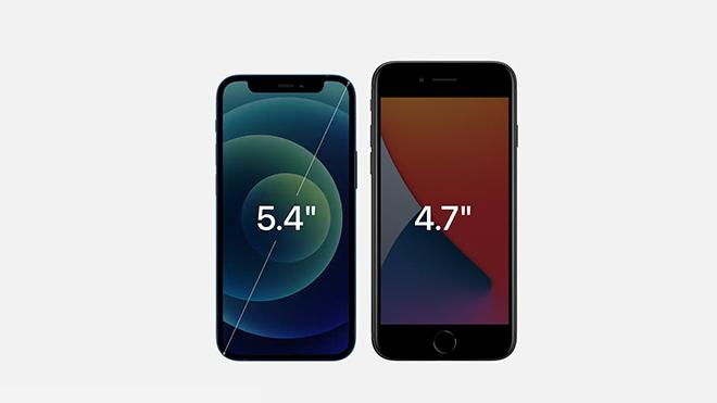 """""""Em út"""" iPhone 12 Mini chính thức trở thành smartphone 5G nhỏ nhất thế giới - 2"""