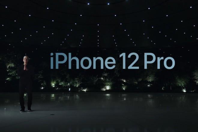 TRỰC TIẾP: Bộ tứ iPhone 12 chính thức trình làng, giá từ 699 USD - 11