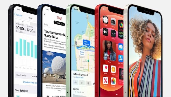 TRỰC TIẾP: Bộ tứ iPhone 12 chính thức trình làng, giá từ 699 USD - 33
