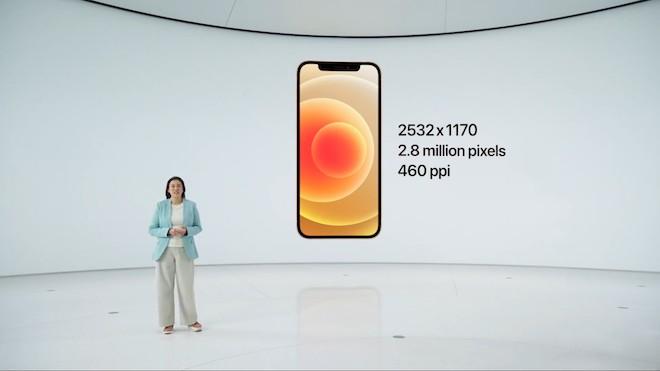 TRỰC TIẾP: Bộ tứ iPhone 12 chính thức trình làng, giá từ 699 USD - 34