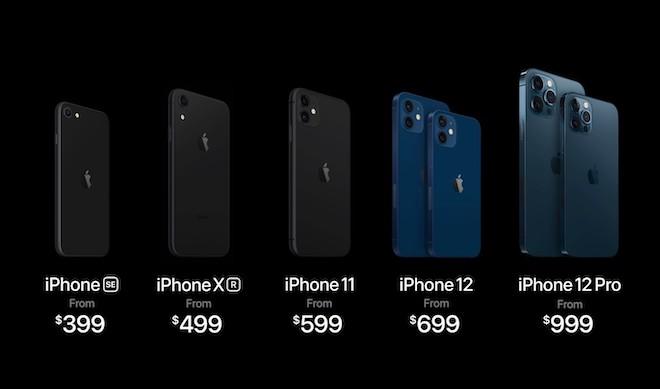 TRỰC TIẾP: Bộ tứ iPhone 12 chính thức trình làng, giá từ 699 USD - 2