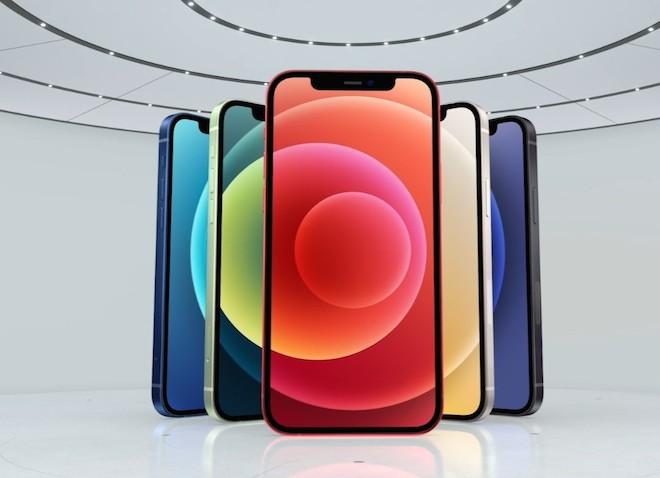 TRỰC TIẾP: Bộ tứ iPhone 12 chính thức trình làng, giá từ 699 USD - 39