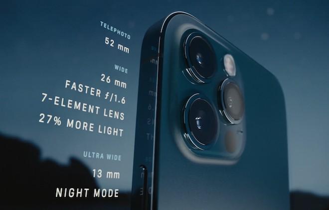 TRỰC TIẾP: Bộ tứ iPhone 12 chính thức trình làng, giá từ 699 USD - 1