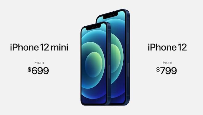 TRỰC TIẾP: Bộ tứ iPhone 12 chính thức trình làng, giá từ 699 USD - 15