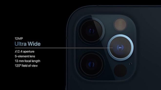 TRỰC TIẾP: Bộ tứ iPhone 12 chính thức trình làng, giá từ 699 USD - 5