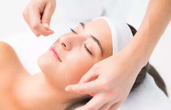 9 cách tẩy lông mặt giúp làn da sáng mịn, tươi mới - 5