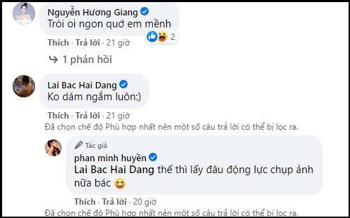 """""""Gái 1 con"""" khoe vòng 3 bốc lửa khiến con trai MC Lại Văn Sâm thốt lên """"không dám ngắm"""" - 2"""