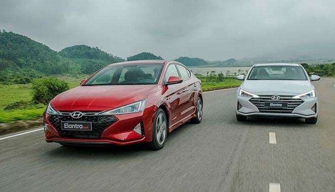 Giá xe Hyundai Elantra lăn bánh tháng 10/2020, giảm 20 triệu đồng - 2
