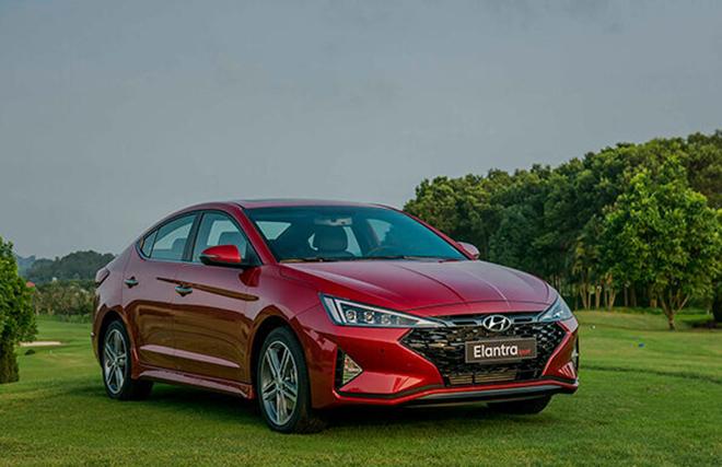 Giá xe Hyundai Elantra lăn bánh tháng 10/2020, giảm 20 triệu đồng - 7