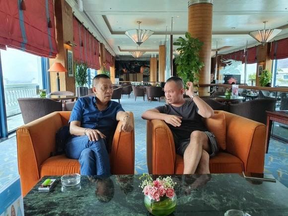 Ảnh hiếm hoi của MC Lại Văn Sâm cùng con trai sau 3 năm nghỉ hưu - 2 Ảnh hiếm hoi của MC Lại Văn Sâm cùng con trai sau 3 năm nghỉ hưu