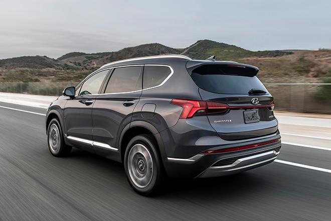 Hyundai SantaFe phiên bản nâng cấp có 4 tùy chọn động cơ tại Mỹ - 12