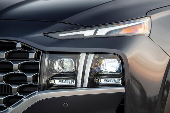 Hyundai SantaFe phiên bản nâng cấp có 4 tùy chọn động cơ tại Mỹ - 13