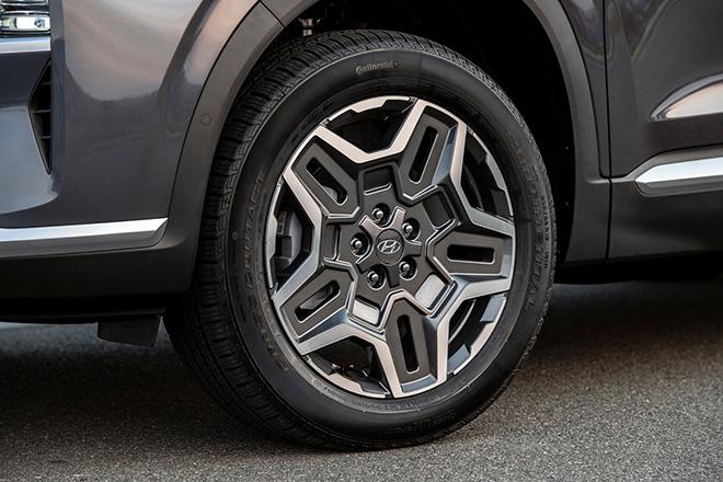 Hyundai SantaFe phiên bản nâng cấp có 4 tùy chọn động cơ tại Mỹ - 14