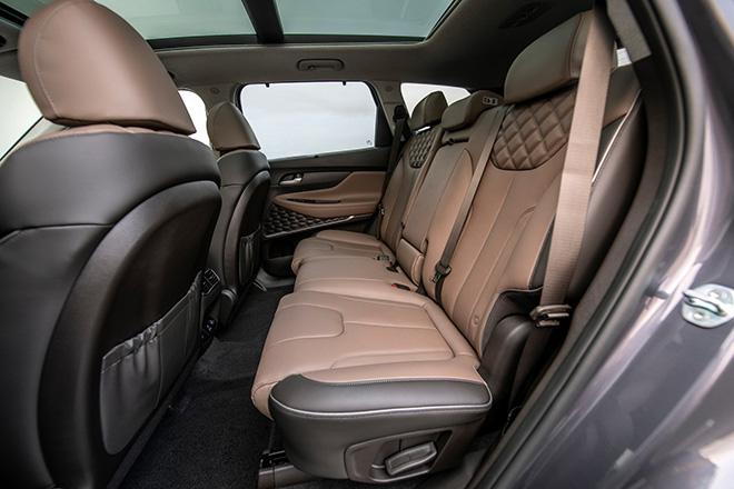 Hyundai SantaFe phiên bản nâng cấp có 4 tùy chọn động cơ tại Mỹ - 9