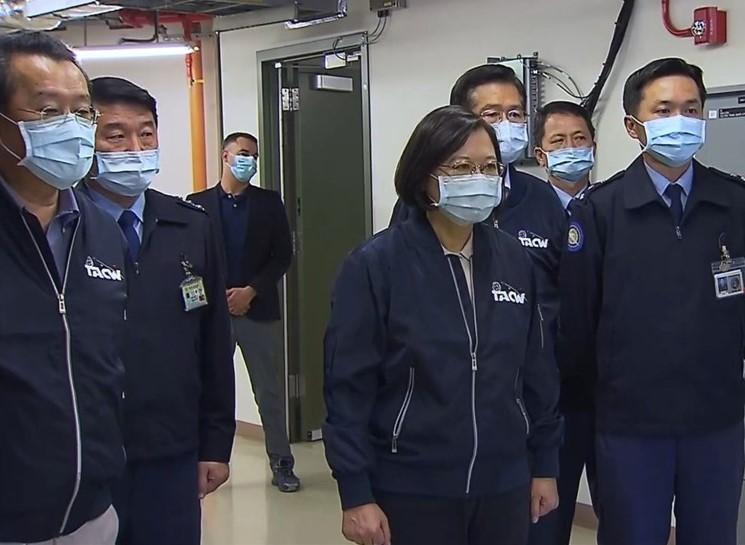 Lộ diện cố vấn quân sự Mỹ tại căn cứ radar ở Đài Loan