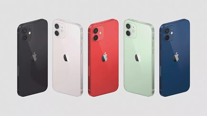 Những video đầu tiên về loạt iPhone 12 5G quốc dân - 2
