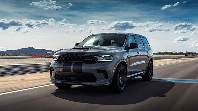 Xe SUV Dodge Durango SRT Hellcat mạnh hơn 1.000 mã lực chính thức ra mắt - 1