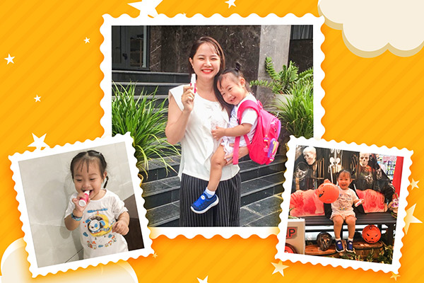 """Con sinh non bé như """"viên kẹo"""", đây là cách mẹ Việt từng sống tại Canada giúp con tăng cân, cao vượt chuẩn - 5"""