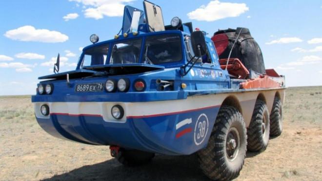 Những mẫu ô tô kiên cố nhất thế giới, chuyên thực hiện nhiệm vụ đặc biệt - 1