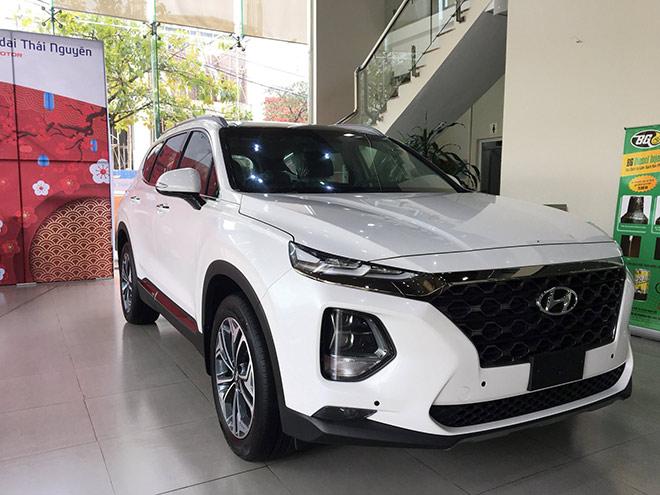 Hyundai Santafe chinh phục mọi cảm giác – giá chỉ từ 982 triệu đồng - 2
