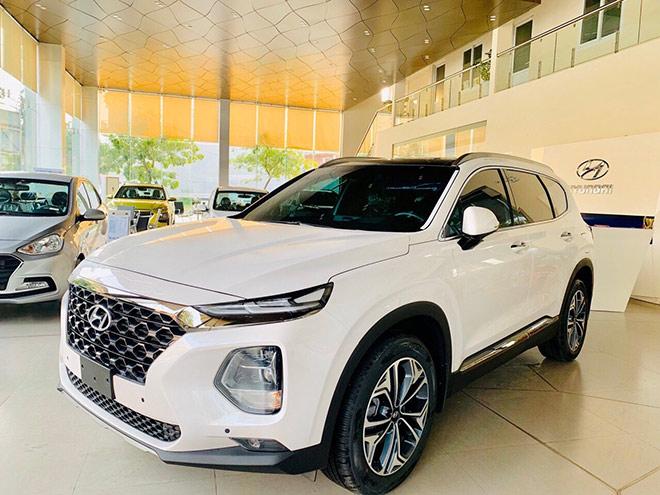 Hyundai Santafe chinh phục mọi cảm giác – giá chỉ từ 982 triệu đồng - 3