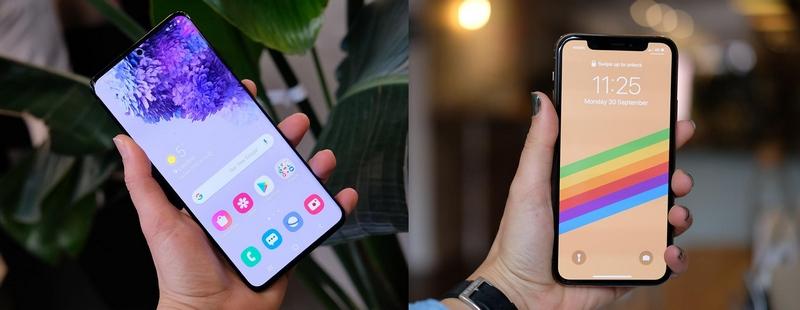"""iPhone 11 Pro vs Galaxy S20 Plus: Cuộc """"so găng"""" của hai """"anh tài"""" - 2"""