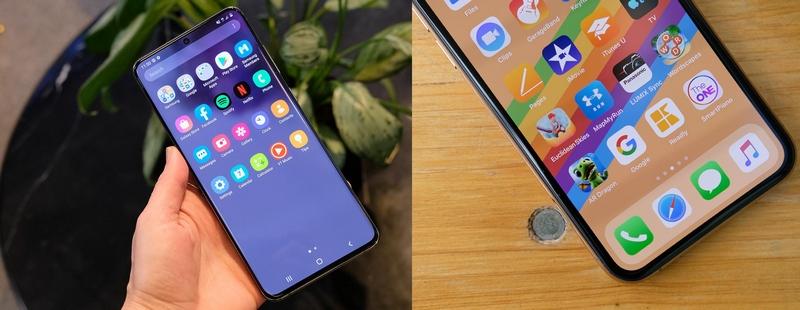 """iPhone 11 Pro vs Galaxy S20 Plus: Cuộc """"so găng"""" của hai """"anh tài"""" - 3"""