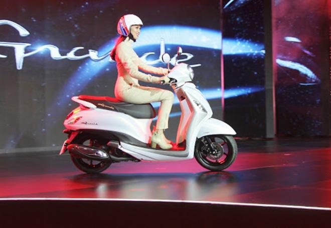 TOP xe máy giá rẻ dưới 50 triệu đồng được trang bị phanh ABS - 3