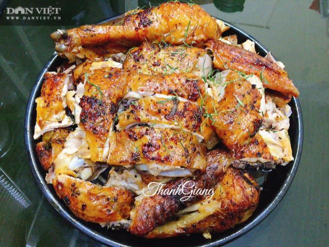 Tuyệt chiêu làm gà nướng muối ớt ngoài giòn, trong mềm bằng nồi chiên không dầu - 4