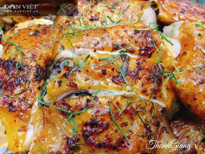 Tuyệt chiêu làm gà nướng muối ớt ngoài giòn, trong mềm bằng nồi chiên không dầu - 3