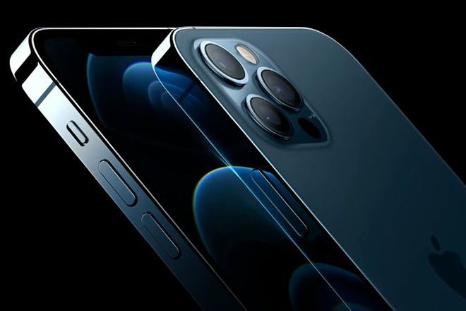 Khám phá thế giới đa màu sắc của iPhone 12 Pro và 12 Pro Max - 2