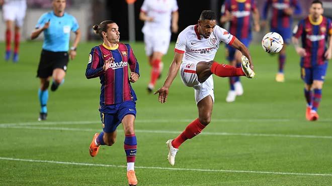 #34;Lò lửa #34; Barca âm ỉ cháy: HLV Koeman thất hứa với Griezmann vì Messi? - 2