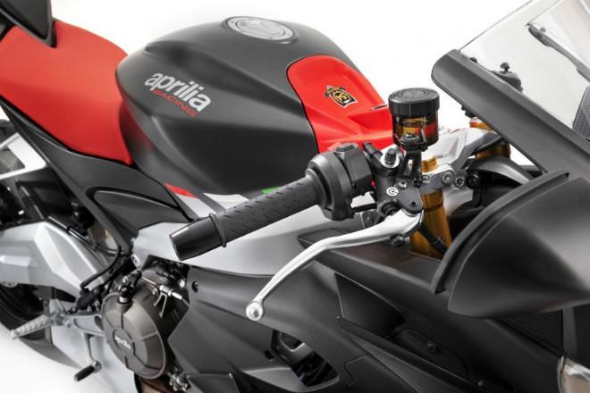 2021 Aprilia RS660 lộ diện, đạt công suất 100 mã lực - 12