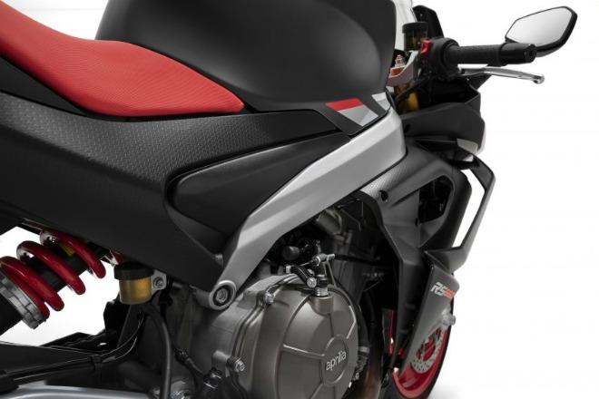 2021 Aprilia RS660 lộ diện, đạt công suất 100 mã lực - 2