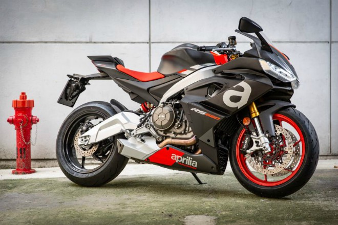 2021 Aprilia RS660 lộ diện, đạt công suất 100 mã lực - 7