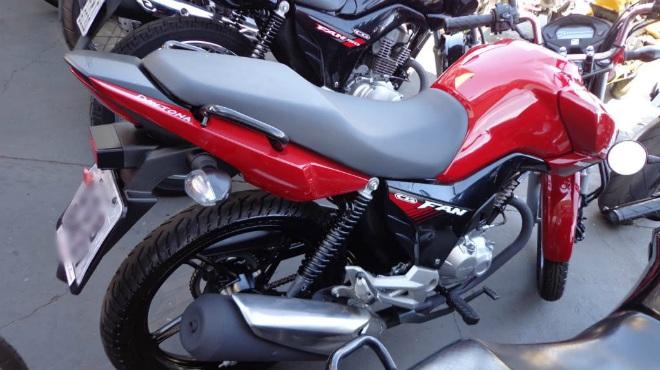 Chi tiết xe côn 2021 Honda CG 160 Fan giá 39,5 triệu đồng - 4
