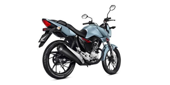 Chi tiết xe côn 2021 Honda CG 160 Fan giá 39,5 triệu đồng - 9
