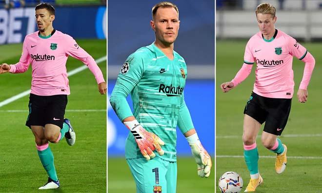 """Barca nội bộ rối loạn: 3 SAO chống đối ra mặt, """"ông trùm"""" Messi xuống nước - 2"""