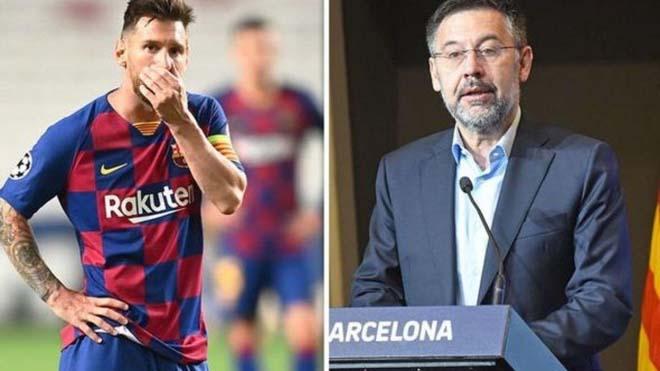 """Barca nội bộ rối loạn: 3 SAO chống đối ra mặt, """"ông trùm"""" Messi xuống nước - 1"""