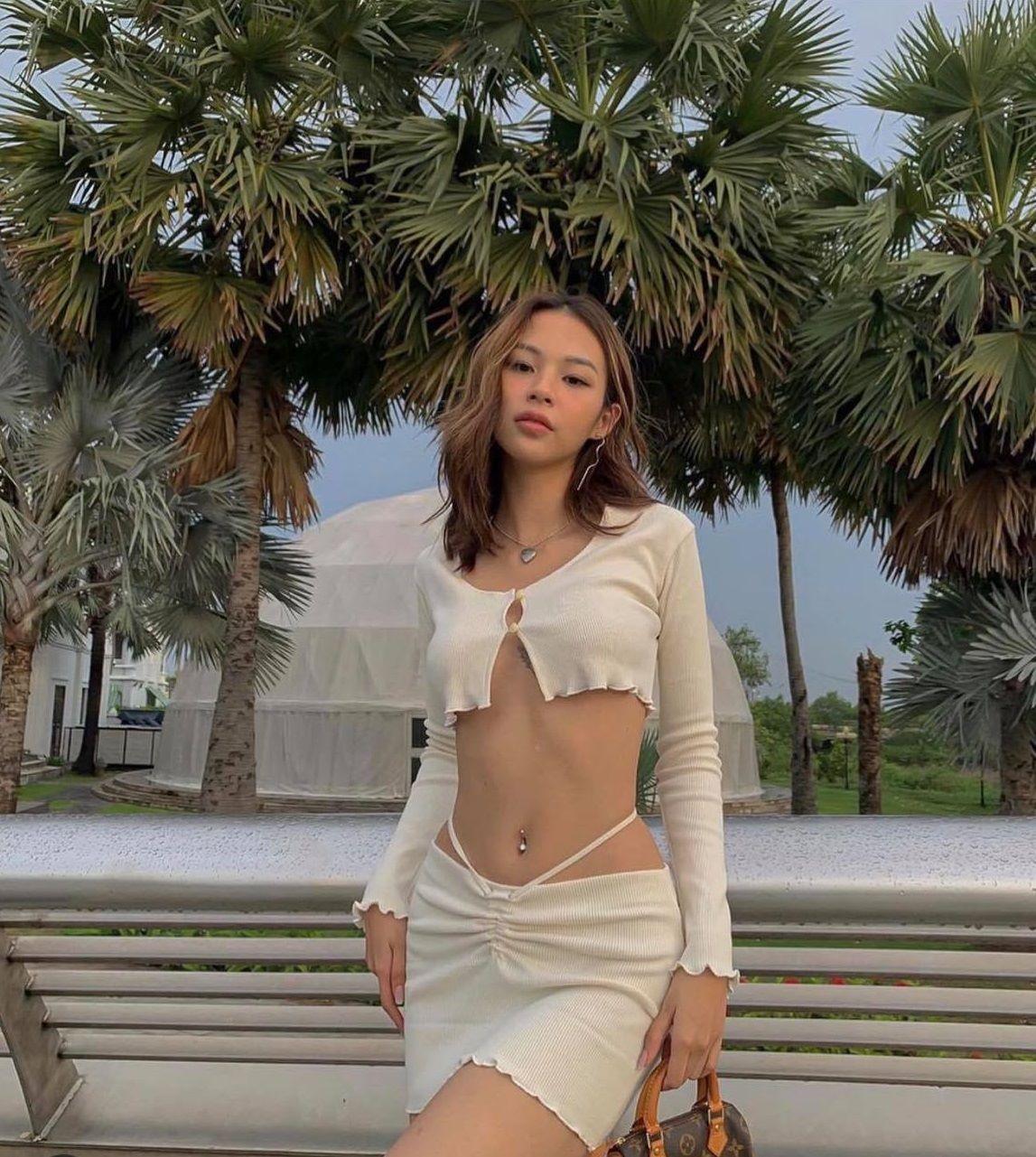 Trào lưu mặc quần cạp trễ bỗng được chị em Việt mê mệt - 6