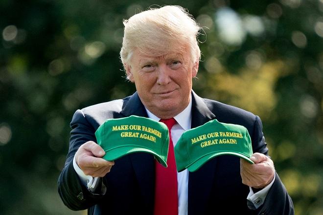 Món quà từ Trung Quốc có thể giúp ông Trump tái đắc cử