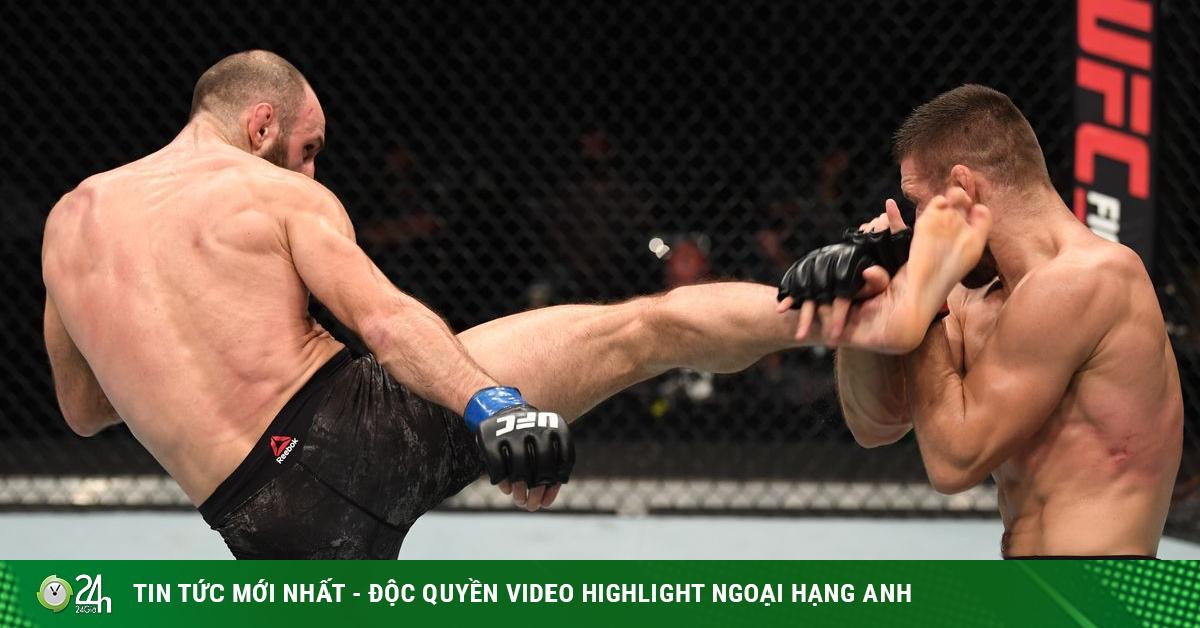 Chuyện lạ UFC: Được xử thắng cao thủ bất bại nhưng võ sĩ xin thua
