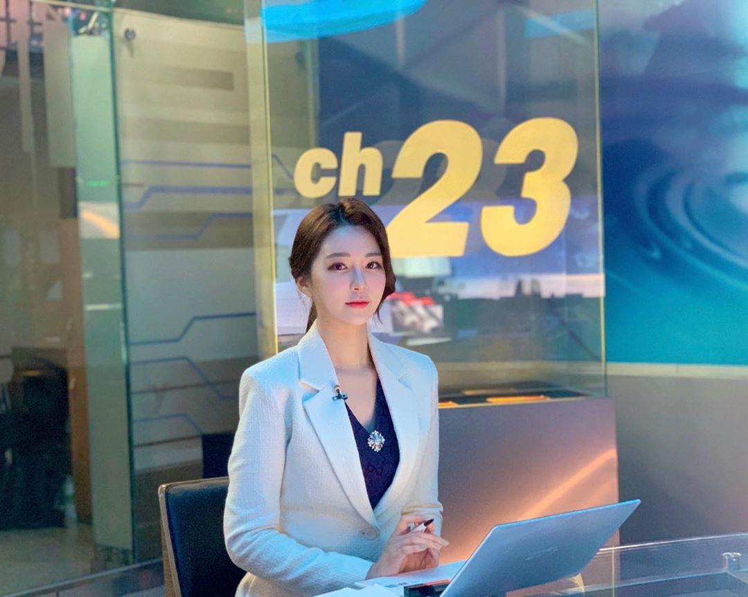 Nữ MC Hàn từng thi hoa hậu gây shock vì mặc hanbok như nội y ngoài đời ăn diện ra sao? - 7
